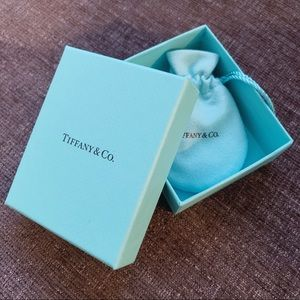 Tiffany & Co | Infinity Pendant Necklace